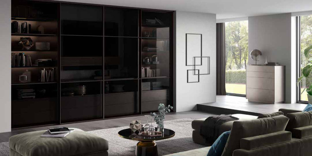 Closet Trend Residence Brown